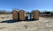 Milos Tea Distribution Center Project On Call Services & Rentals Portable Restrooms Porta Potty Rental & Portable Sinks in Tulsa